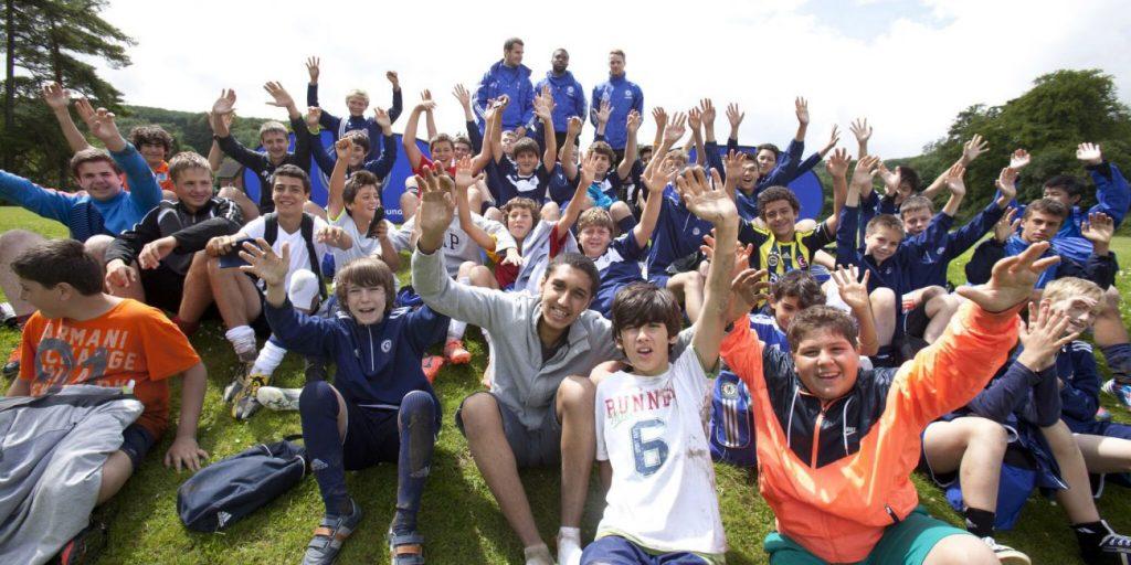 足球隊訓練營